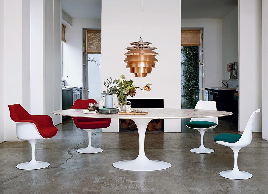 Louis Poulsen and Knoll